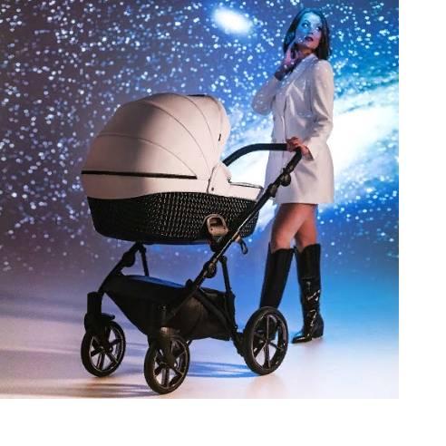 Otroški voziček Tutis Viva Life Galaxy 2v1 Miky
