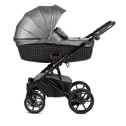 Otroški voziček Tutis Viva Life Galaxy 2v1 Moon