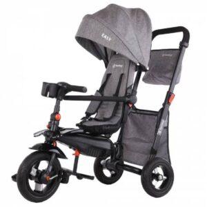 Tricikel Easi Magic 360° za otroke od 9 mesecev do 4 leta za potepanje