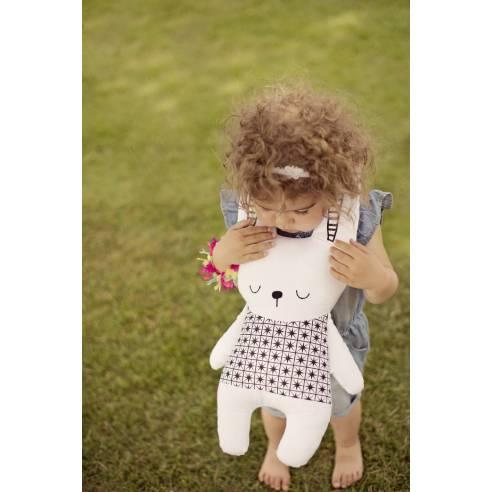 Igrače za dojenčke, otroke, zajček, blazina