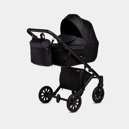 otroški voziček Anex e-type noir 01