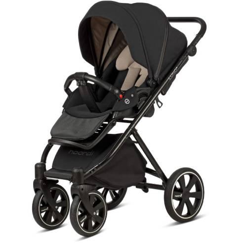 Otroški voziček Noordi Luno 2v1 midnight