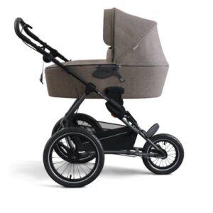 Otroški voziček trikolesnik X-lander Run 2v1 Evening Grey