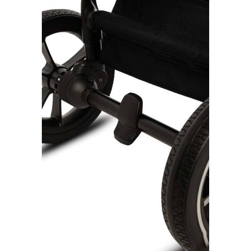 Otroški voziček Moon Nuova Air 2v1 black