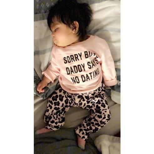 oblačila za otroke, dojenčke deklice bulover dolgi rokav, hlače