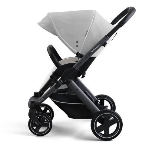 Otroški voziček X-lander Pulse 2v1 Morning grey