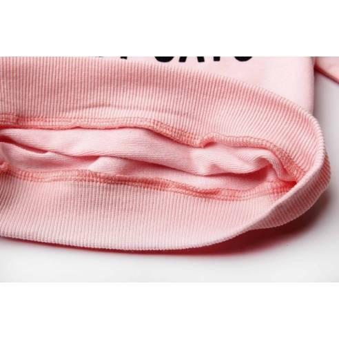oblačila za otroke, dojenčke deklice pulover bombaž