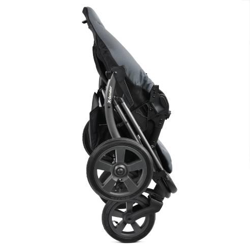 Otroški voziček X-lander Move 2v1 Morning grey