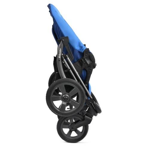 Otroški voziček X-lander Move 2v1 Night blue,