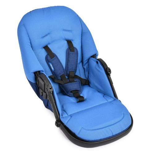 Otroški voziček X-lander Move 2v1 Night blue, Športni sedež