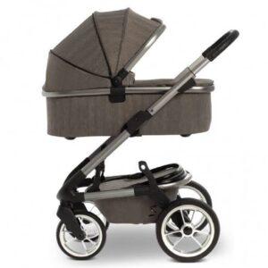 Otroški voziček Moon Solitaire 2v1 Anthrazit