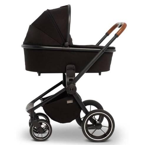 Otroški voziček Moon Resea S black