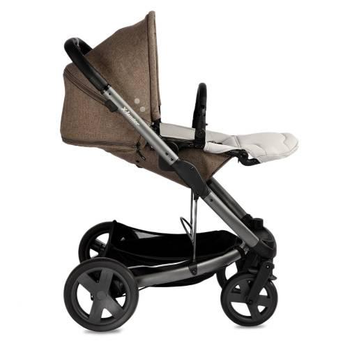 Otroški voziček X-lander City 2v1 Evening grey