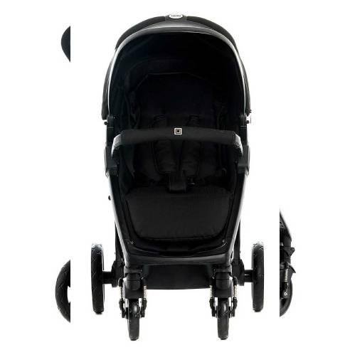 Moon Jet black, otroški športni voziček