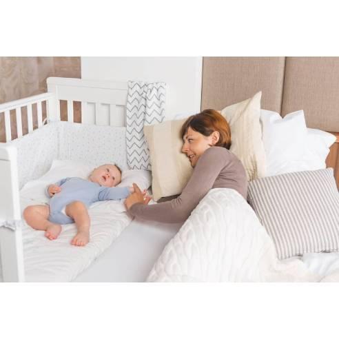 Otroška posteljica 60 x 120 cm Treppy