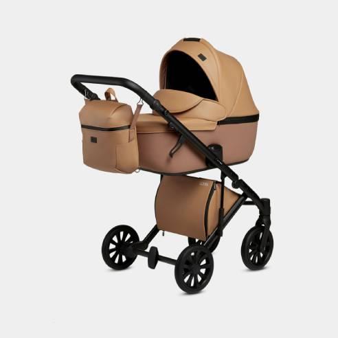 Otroški voziček Anex e/type 2v1 Caramel