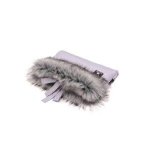Muff Cottonmoose grey za otroški voziček