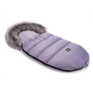 Zimska vreča Cottonmoose grey, otroška zimska vreča za otroški voziček