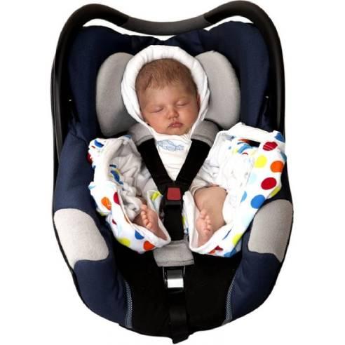 Dvižna odejica Snugglebundl za dojenčka, odejica za dojenčka