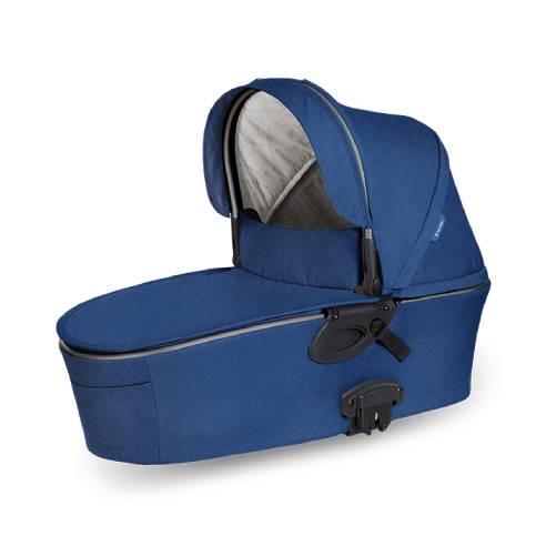 Otroški voziček X-lander Move 2v1 Night blue, globoka košara