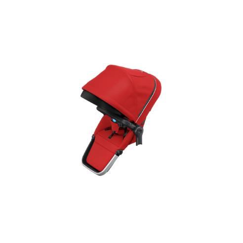 Thule Sleek Športni sedež, otroški voziček rdeča, red