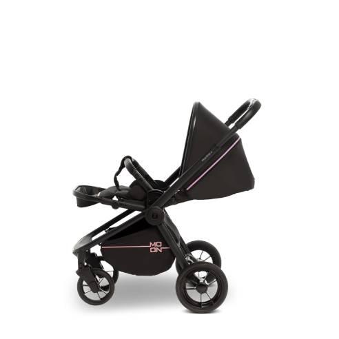 Moon Resea Sport pink, športni otroški voziček
