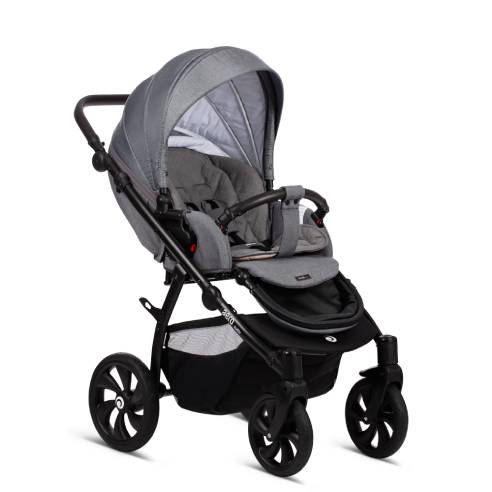 Otroški voziček Tutis Aero 2v1 – 108 Grey