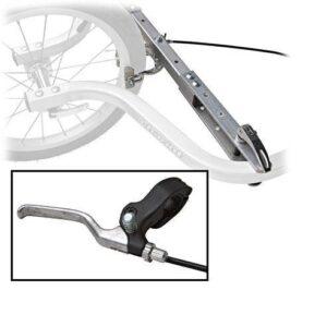 Thule Chariot – Zavora za sprednje kolo