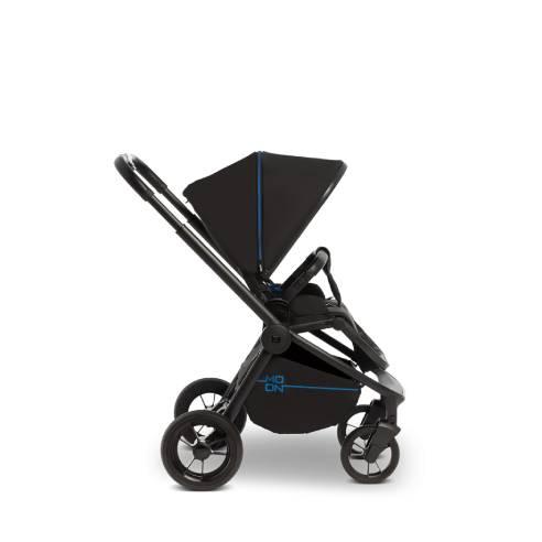 Moon Resea Sport blue, športni otroški voziček