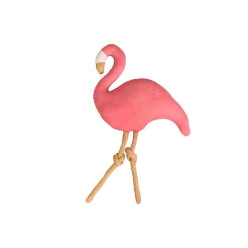 Flamingo v obliki blazine