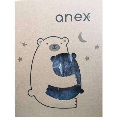 Anex Odeja siva