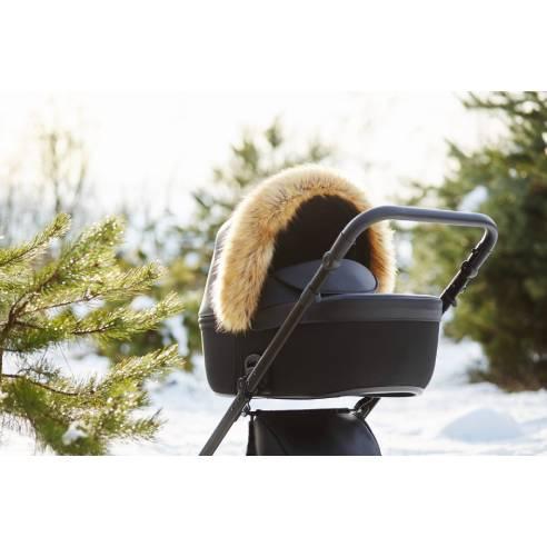 Krzno Anex za otroški voziček