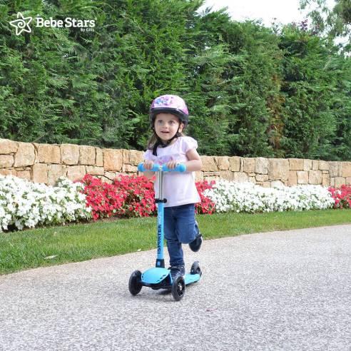 Otroški Skiro Scooter iSporter LED lučke