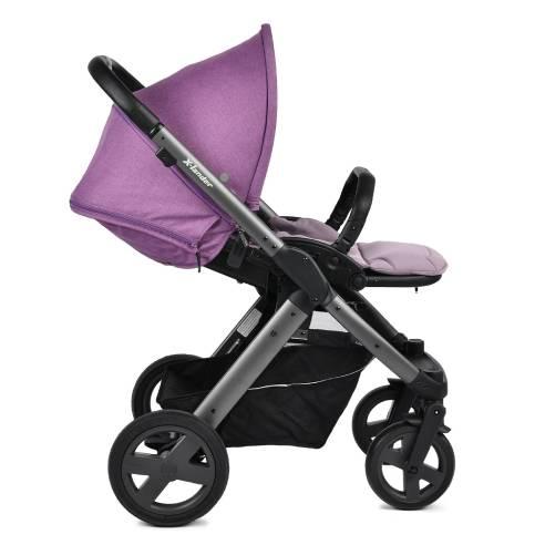 Otroški voziček X-lander Pulse 2v1 Dusk violet