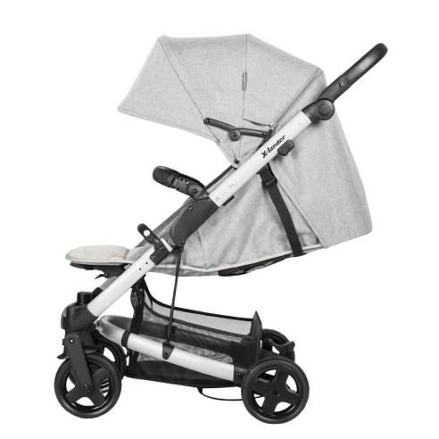 X-lander Go Daylight beige športni otroški voziček