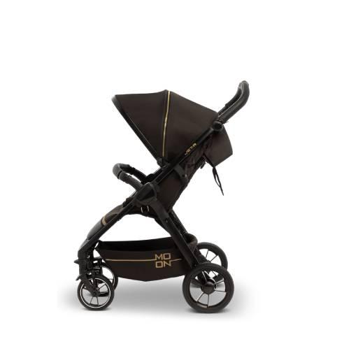 Moon Jet-R gold športni otroški voziček