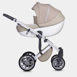 Otroški voziček Anex m/type 2v1 Milk