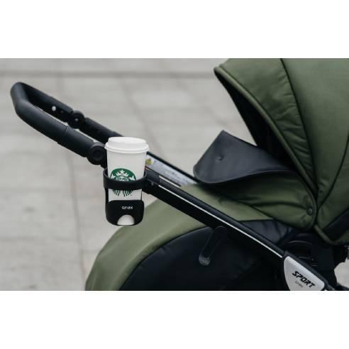 Nastavek za steklenico za otroški voziček