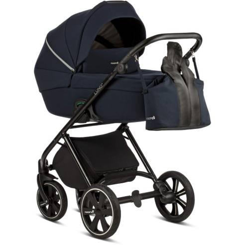Otroški voziček Noordi Luno 2v1 moonshine