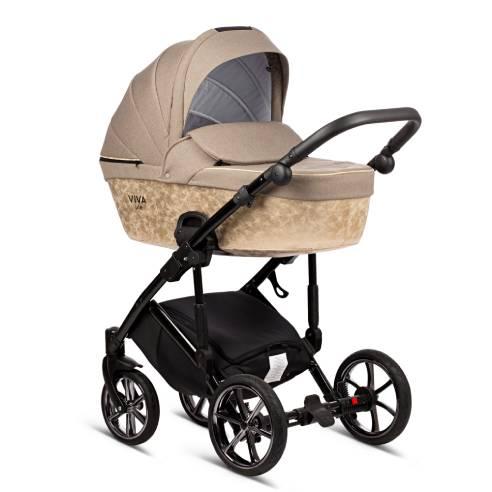 Otroški voziček Tutis Viva Life Limited Edition, globoka košara