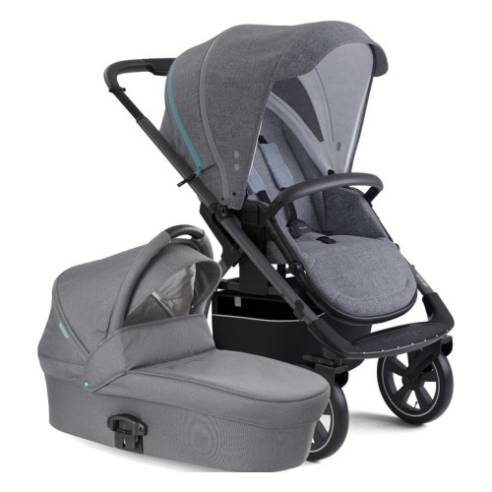Otroški voziček X-lander Move 2v1 Azure grey