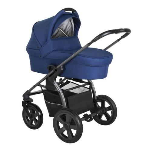 Otroški voziček X-lander Move 2v1 Night blue