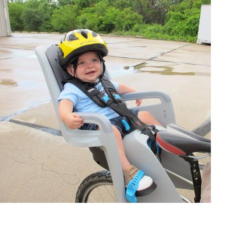 Otroški sedež za kolo Thule RideAlong-gray