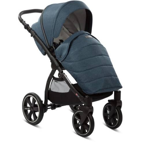 Otroški voziček Noordi Fjordi 2v1 jeans blue 816