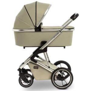 Otroški voziček Moon Style 2v1 Moss Grey