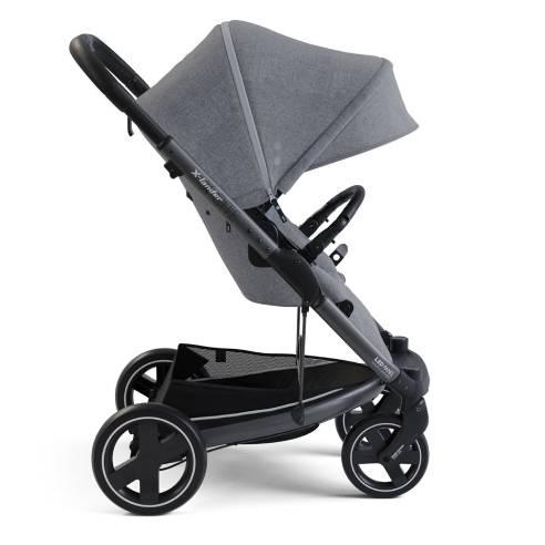 Otroški voziček X-lander City 2v1 Azure grey