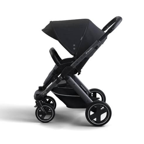 Otroški voziček X-lander Pulse 2v1 Astral black