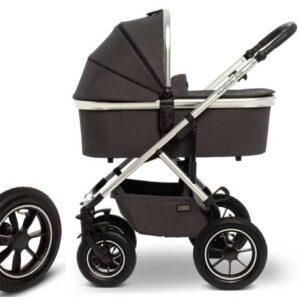 Otroški voziček Moon Nuova Air 2v1 anthrazit