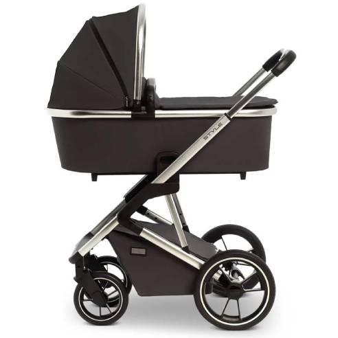 Otroški voziček Moon Style 2v1 Anthrazit