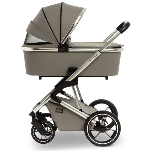 Otroški voziček Moon Style 2v1 Taupe